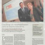 Aparición en ABC Castilla y León