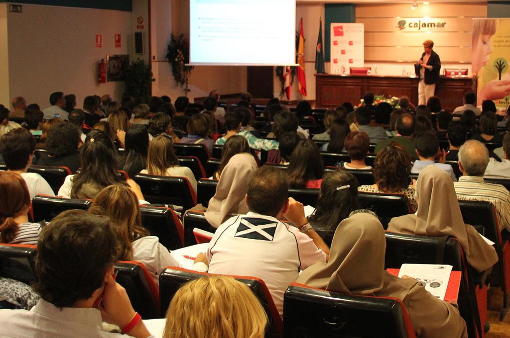 Sesión para Fundación Schola ante cientos de profesores de centros educativos de toda Castilla y León